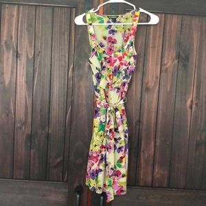 Perfect floral dress for summer!